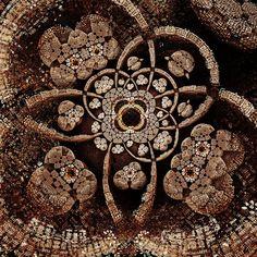 Elanor by FractsSH.deviantart.com on @deviantART fractal art made with mandelbulb 3d