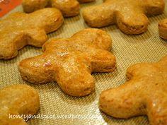 Taai Taai – Dutch Chewy Spiced Honey Cake Dolls
