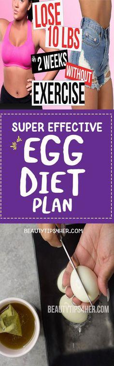 quickest way to lose weight, Egg Diet