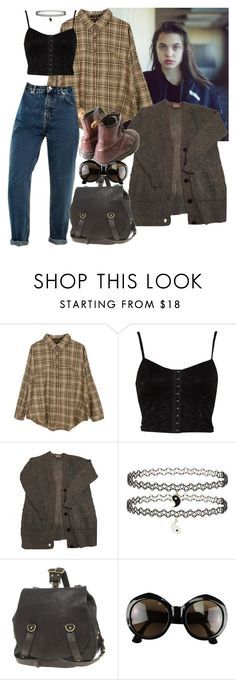 """""""Untitled #2753"""" by valley-of-the-teenage-dolls ❤ liked on Polyvore featuring Retrò, River Island, Topshop, ASOS and Dries Van Noten"""