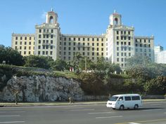 Hotel Nacional View From Malecon - Sea Wall