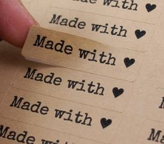 Craft Blog UK: Creative Packaging Supplies and 6 useful packaging tips for craft sellers!
