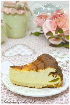 Fantasticakes by Cecile: La tarte au Fromage Blanc (torta al formaggio bianco) della mia infanzia