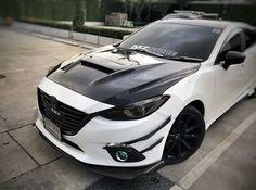 Mazda 3 Sedan, Mazda 3 Hatchback, Mazda 6, Car Mods, Weird Cars, Dream Garage, Jdm, Dream Cars, Chelsea