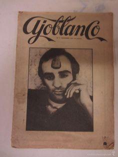 REVISTA HISTORICA AJOBLANCO N-2 DICIEMBRE 1974 - Foto 1