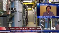 Inside Look: Pelosi NSA Confrontation - with Andrew Demeter