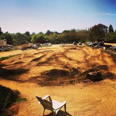 Who ever thought that dirt could be this beautiful?❤ #aptospumptrack #epicentercycling #cycling #santacruz