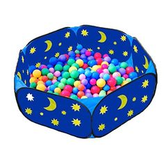 Strong-Willed Cartoon Dolphin Pattern Baby Ball Pit Foldable Washable Toy Pool Children Hexagon Ocean Game Play Tent House Baby Playing Pool Swimming Pool & Accessories
