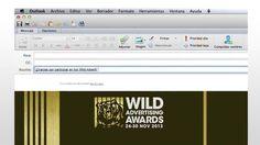 Campaña on-line Integrada    Título: Wild Advertising Awards    Agencia/Estudio: Contrapunto BBDO    Cliente: Faada    Núm: 220