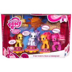 MLP Pony School Pals Sweetie Belle Brushable Figure