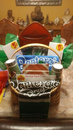 Fundraiser  gift baskets football party!