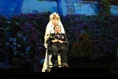 """"""" #Orchidee """" di Pippo #Delbono. Foto di Karine De Villers e Mario Brenta. http://www.emiliaromagnateatro.com/spettacoli/orchidee/"""