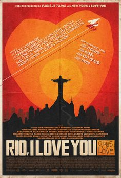 Rio, I Love You (2014) R | 1h 50min | Comedy, Drama, Fantasy | 23 July 2015 - Rio, Eu Te Amo (original title) - A series of short films set in the Brazilian city of Rio de Janeiro.