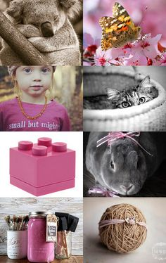 Small but Mighty by Linda Voth on Etsy--Pinned with TreasuryPin.com