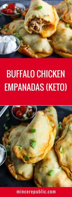 Buffalo Chicken Empa...