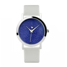 starlight night quartz wristwatch