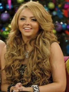 Jesy Nelson- you should go blonde again :)