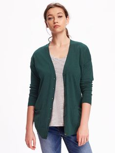 Old Navy Boyfriend Cardi. I could use one in every color | i'd ...
