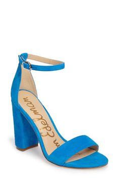 Sam Edelman Sam Edelman Yaro Ankle Strap Sandal (Women) available at #Nordstrom
