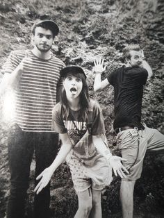 Paramore, thank you for always being there for me <3