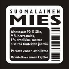 Learn Finnish, Finnish Language, Sarcasm, Jokes, Learning, Funny, Attitude, Comic, Silhouette
