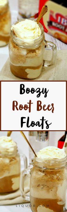 You're going to love this adults-only #root #beer #float