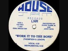 "LNR - "" Work It To The Bone "" 1988"