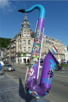 belgium saxophone town