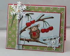 HMF Snow Snow Snow by Twinshappy - Cards and Paper Crafts at Splitcoaststampers