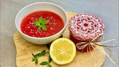 Erdbeer-Kokos-Marmelade - Thermomix® - Rezept von Thermiliscious Grapefruit, Nutella, Food, Youtube, Dips, Coconut Flakes, Strawberries, Diy, Meal
