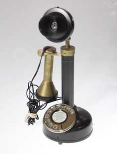 Fabulous Vintage Reproduction Rotary Dial Phone