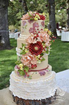 Wedding Cakes | Artisan Cake Company