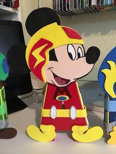 Mickey y los roadsters corredores cartas personalizadas de