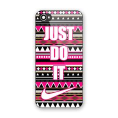 Iphone Case Generic Nike Just Do It Pink Pattern,iPhone case 4,iPhone 5,iPhone 6,iPhone 7,hot iPhone case,New iPhone case,Cheap Iphone case,case Limited Edition,Case Special Edition