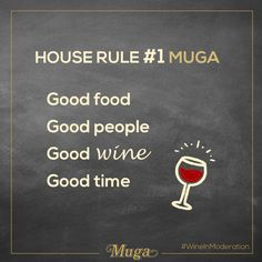 Hay normas que se tienen que respetar sí o sí ¿Estáis de acuerdo? #HouseRule   There are always rules that we must commit to, right? #HouseRule   #wine #winetime #goodwine #goodpeople