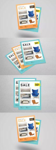 Summer Music Festival Flyer Template PSD Flyer Design Templates - azure flyer template