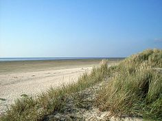 Fanø, Denmark....I was there riding my bike for a wonderful couple of days.