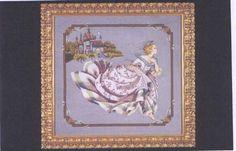 Cinderella - 1/9 Solo Patrones Punto Cruz (pág. 414) | Aprender manualidades es facilisimo.com