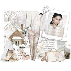 I like winter by liwonka on Polyvore featuring mode, Giuseppe Zanotti, Ann Demeulemeester, Dorothy Perkins, Maison Fabre, Dolce&Gabbana and Hervé Léger