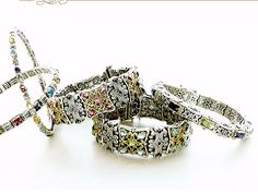 I love Konstantino jewelry