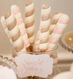 pretty little pink treats