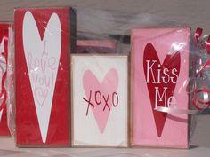 SAWDUST SANITY: Valentine Crafts