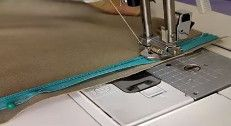 How to Sew an Invisible Zipper | AllFreeSewing.com