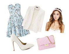 """""""Pastels"""" by rainbowpjd on Polyvore"""