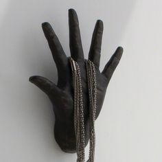 Global Views Left High Five Wall Hook Hand Sculpture, Wall Sculptures, Traditional Sculptures, Gadgets, Wall Organization, High Five, Iron Wall, Home Decor Accessories, Decorative Accessories