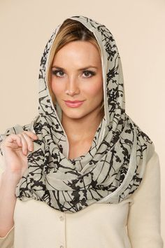 Our Sudeva Black Infinity Scarf is hand block-printed on 100% cotton gauze in a beautiful design. We created a unique splatter pattern that can be used for sophistication or a more casual and comfortable style. You will love the lightweight and comfort of our cotton fabric!