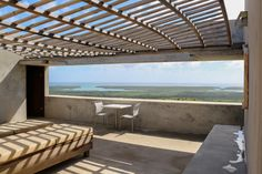 John Hix Designed — House of Waterfalls in Vieques, Puerto Rico » #prsir #VQS #puertorico #realestate #open #air #daybeds » http://on.prsir.co/5hzlrq