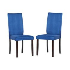 Blue Shino Dining Chairs