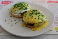 @Short Order Short Benedict Burger - Best #Pork Dishes In #LA 2012's Tastiest Piggy Treats (PHOTOS)