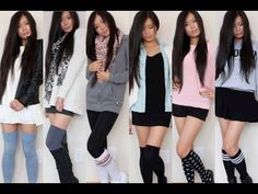 c6cc74c59bb 48 Top knee high socks images